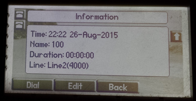 Phantom calls from 100 and such - FreePBX - FreePBX