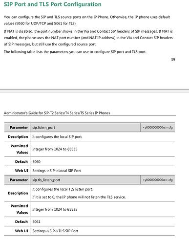 Phones (Yealink) not registering after PBX reboot - General