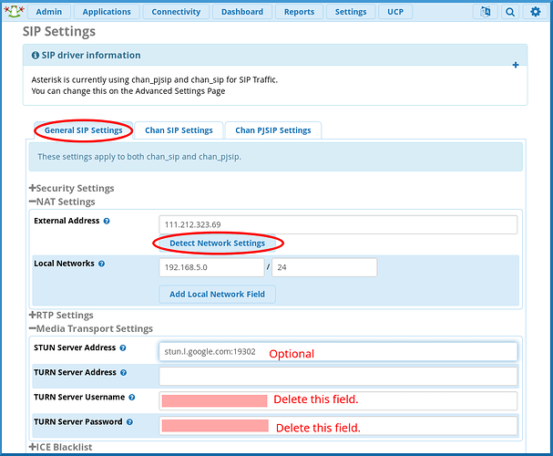 How-To Guide for Google Voice with Freepbx 14 & asterisk