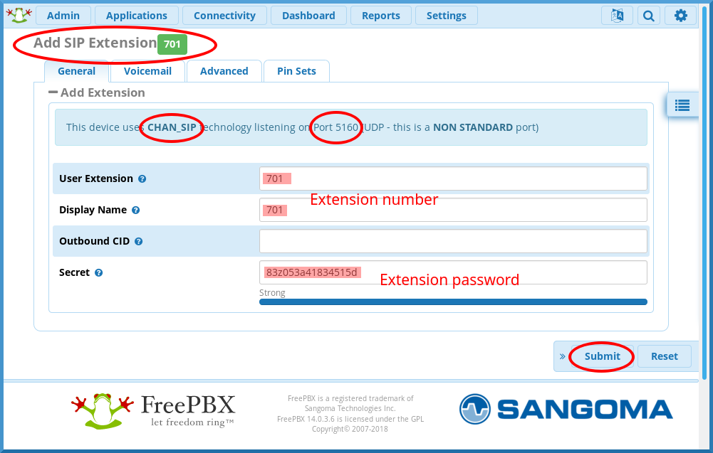 How-To Guide for Google Voice with Freepbx 14 & asterisk gvsip
