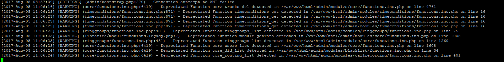 Not connecting to SIP trunk - FreePBX Community Forums